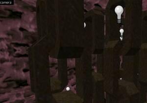 Quake 1 Mapping func_train screenshot