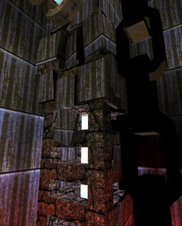 "Quake 1 Mapping: ""Damaged"" or ""Aged"" Architecture"