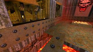 Quake 1 Mapping Screenshot
