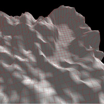 Terrain image